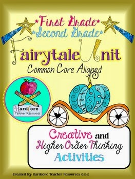 http://www.teacherspayteachers.com/Product/Fairytale-Unit-First-Grade-Second-Grade-CREATIVE-THINKING-Common-Core-467087