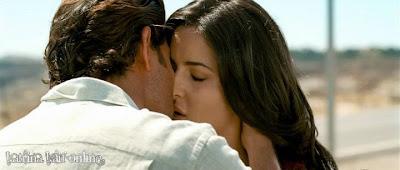 katrina kaif lip kiss with hrithik roshan
