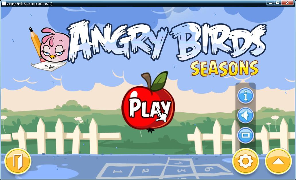 Angry Birds Seasons 2.5.0 ~ STUFF4FREE