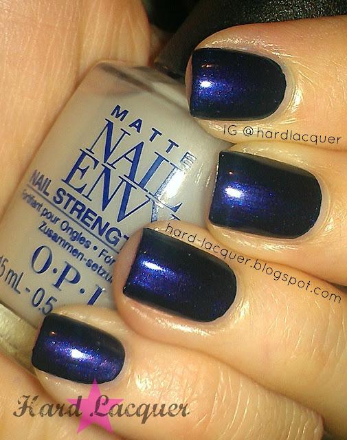navy blue shimmer
