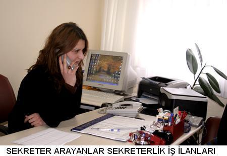 sekreter arayanlar - yeni sekreterlik iş ilanları