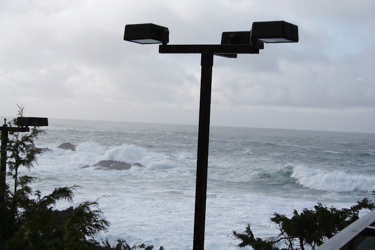 STORMY PACIFIC!