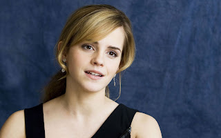 2012 New Emma Watson Hollywood Model HQ wallpapers