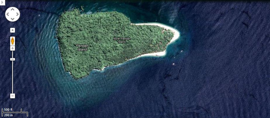 Sablayan Philippines  city photo : Islands in the Philippines: Pandan Island, Sablayan, Occidental ...