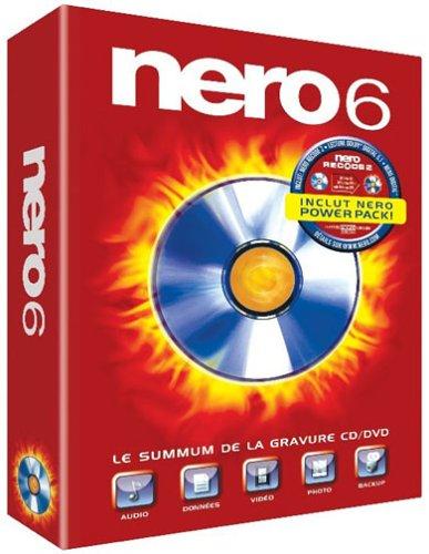 Nero Burning ROM 6.3 (Serial Key)