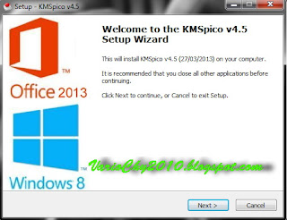 Cara Aktivasi Office 2013 & Windows 8 Secara Permanent