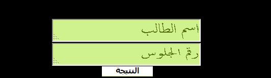 نتيجة الثانوية العامة 2012 وزارة التربية والتعليم