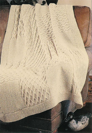 Free Aran Knitting Pattern : aran knitting patterns-Knitting Gallery
