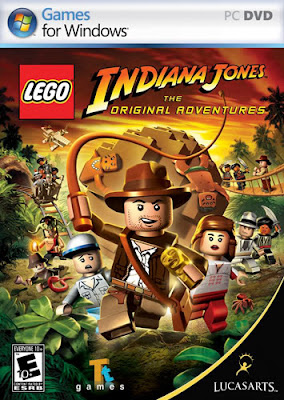 LEGO Indiana Jones:The Original Adventures
