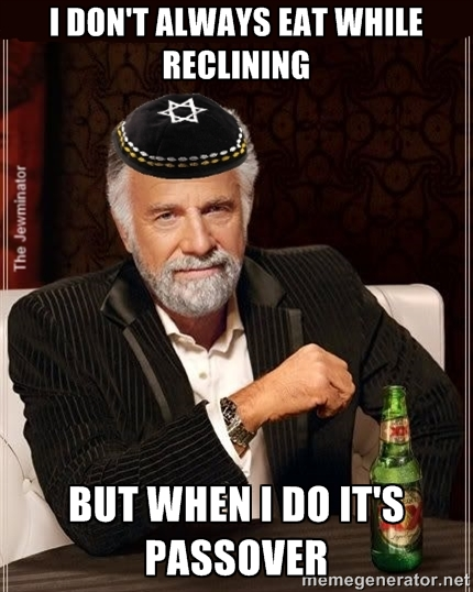 the most interesting Jew in the world meme purim passover