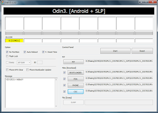 Odin Multi Downloader for Samsung Android
