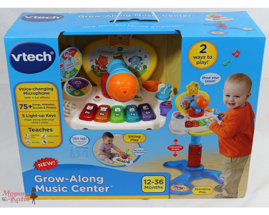 Toys For Holidays : Giveaway toddler toys for the holidays from vtech mommy