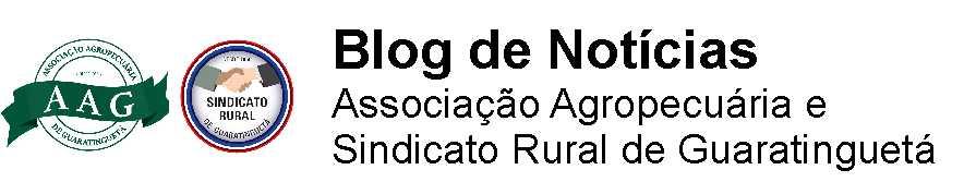Blog Associação Agropecuária e Sindicato Rural de Guaratinguetá