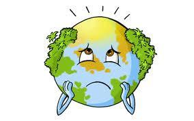 التغيرات المناخية الناتجة عن النشاط البشري
