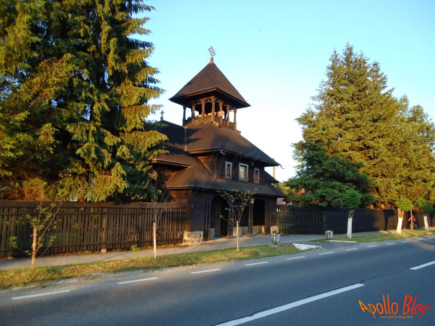 Intrare manastirea Sf. Ilie
