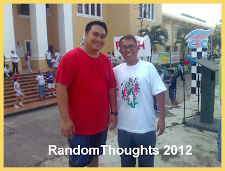 Jalandoni and the Blogger