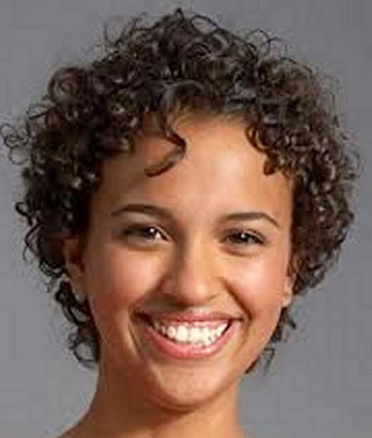 cute curly hairstyles black