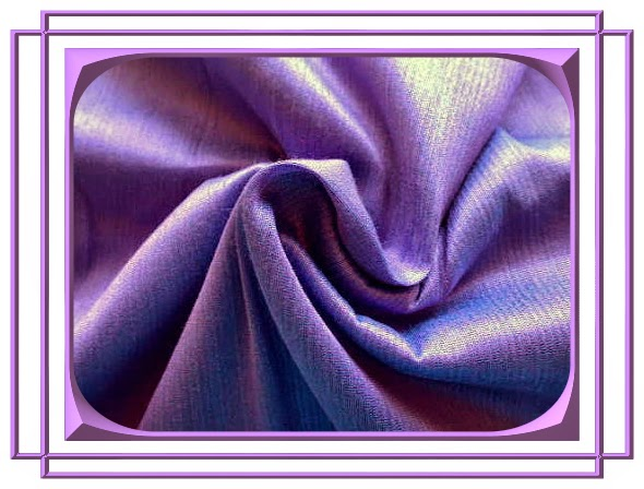 silk drapery fabric