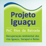 Site Projeto Iguaçu INEA