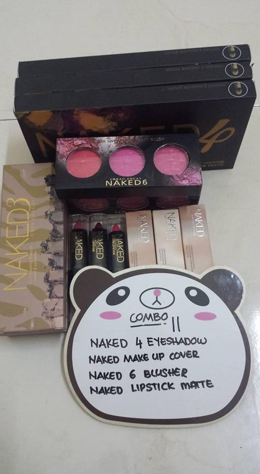 SET COMBO RM170
