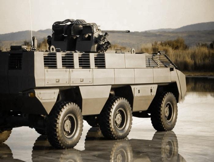 Американская DefenseNews: Азербайджан закупит бронемашины казахстанской сборки