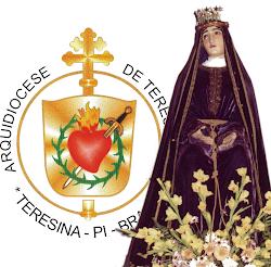 Padroeira Metropolitana  Da Arquidiocese de Teresina