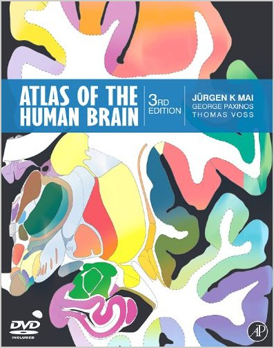 Atlas of the Human Brain 3rd Edition PDF