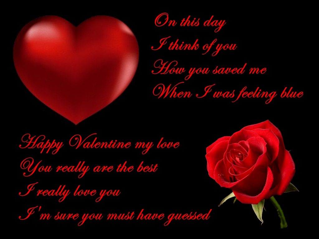 Romantic Valentine Poems For Her Valentine Jinni