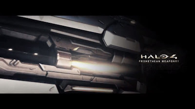 Halo 4 - Promethean Weaponry - We Know Gamers