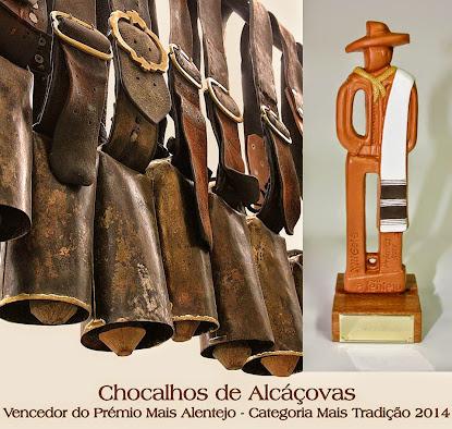 Arte Chocalheira, Património Imaterial da Humanidade.