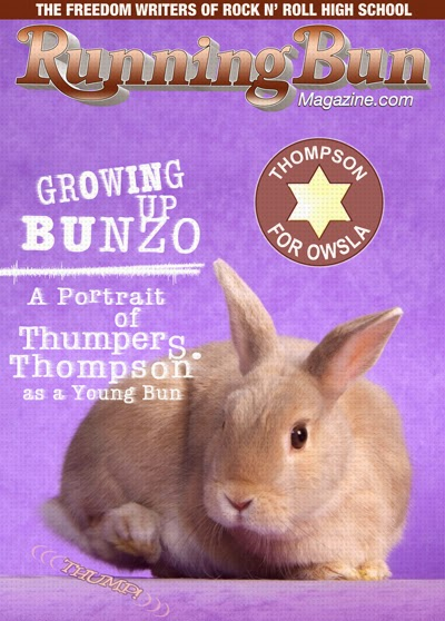 http://www.zazzle.com/thumper_s_thompson_running_bun_cover_full_size_poster-228450623242514321?rf=238368801324753632