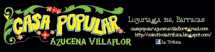 Casa Popular Azucena Villaflor