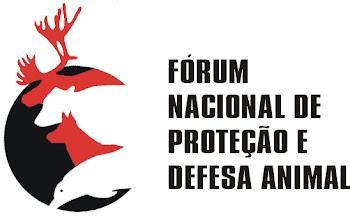 FÓRUM NACIONAL DE PROTEÇÃO E DEFESA ANIMAL