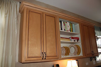 Kitchen Cabinet Molding