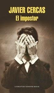 Ranking Semanal. Número 1. El impostor, de Javier Cercas