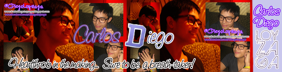 The Official Website of Carlos Diego Loyzaga