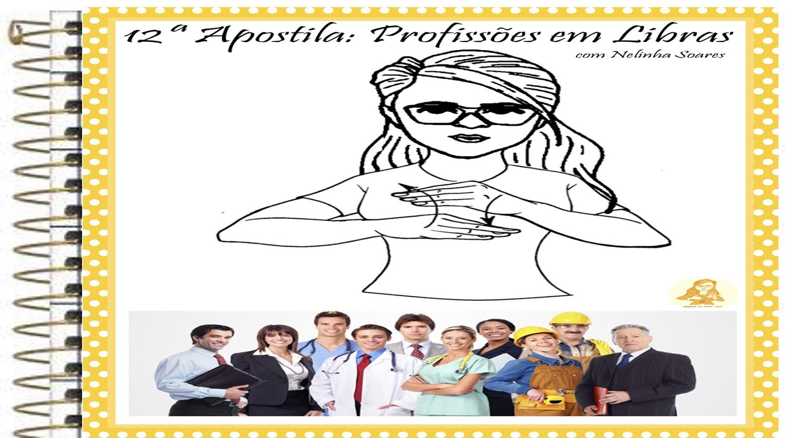 12ª APOSTILA R$30,00
