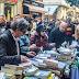 Οι Patrinistas έκοψαν την πίτα τους και αντάλλαξαν βιβλία!