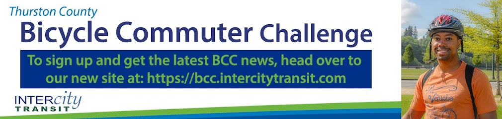 Thurston County Bicycle Commuter Challenge