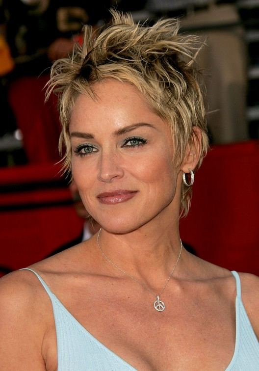 Sharon Stone Pixie - Bing images