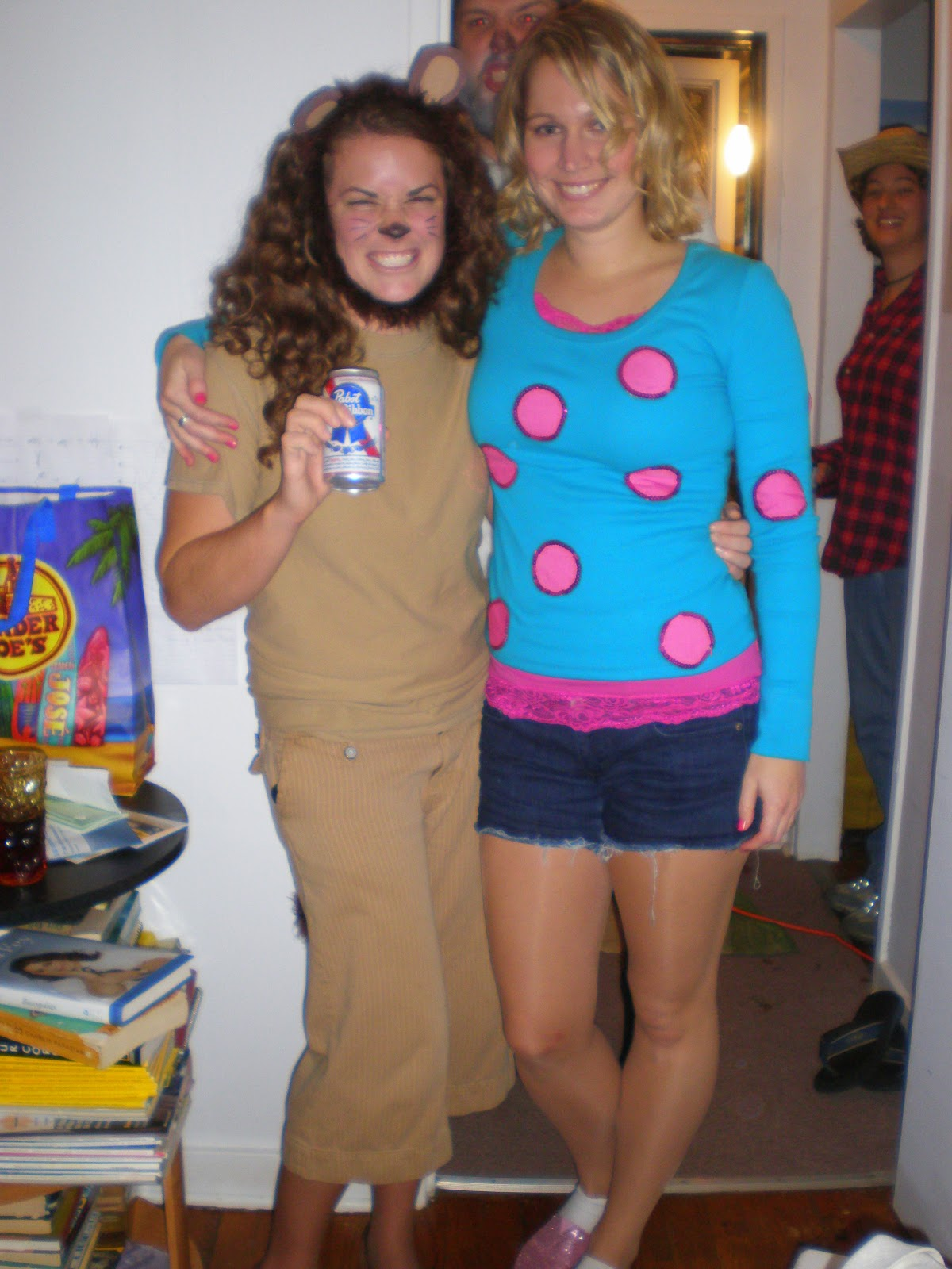 Spice of Life: Costume Party Quailman And Patty Mayonnaise Costume
