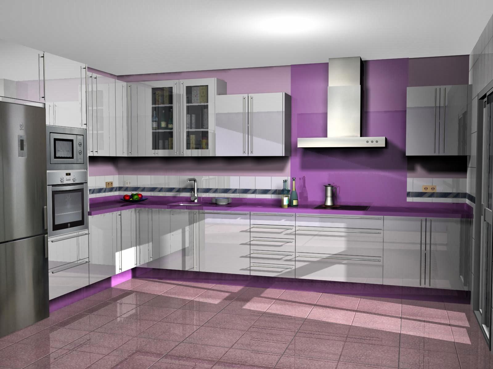 Decoraci n cocina for Diseno cocinas 3d gratis espanol