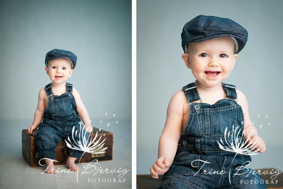 Babybilder av liten gutt, fotograf Trine Bjervig, Tønsberg, vestfold