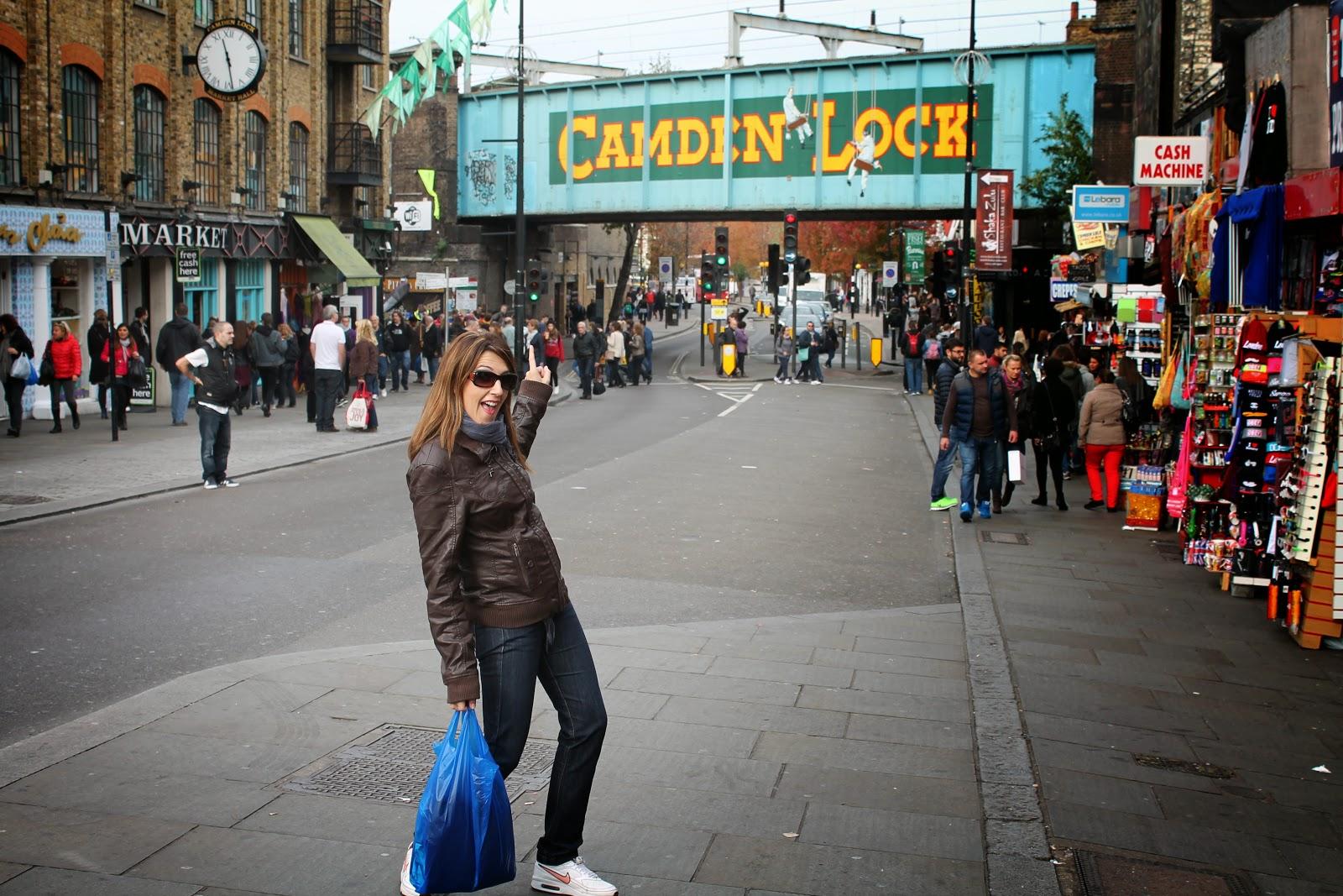 Viaje a Londrés. Parte II. Mercadillos Camdem, Portobello y Apple Market.