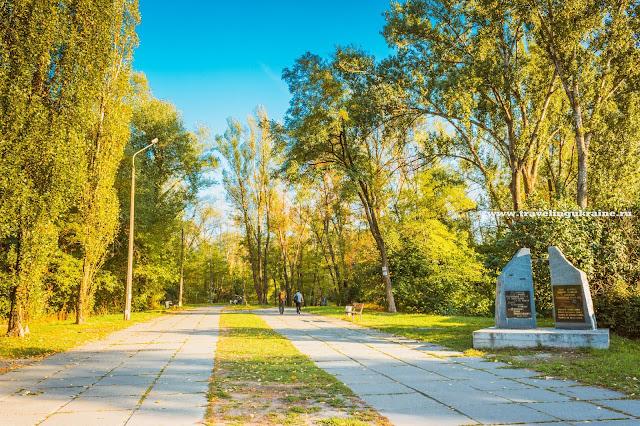 Бабий Яр памятник жертвам куреневской трагедии