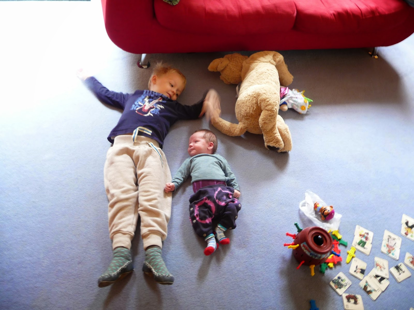 Being a Mum of Two, Two Boys