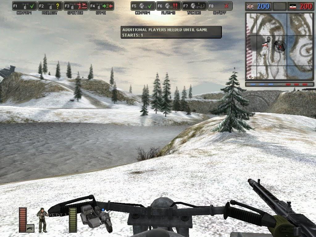 Battlefield 1942 Secret Weapons of WWII screenshots