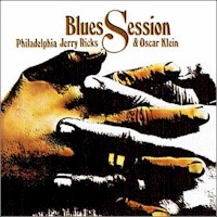 Philadelphia Jerry Ricks & Oscar Klein - Blues Session