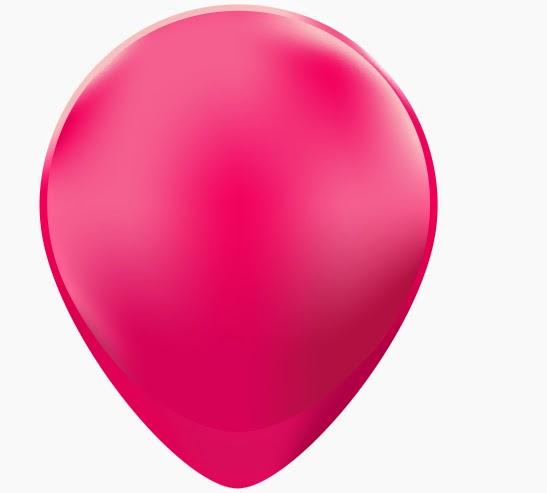 tutorial coreldraw,vector coreldraw,balon coreldraw