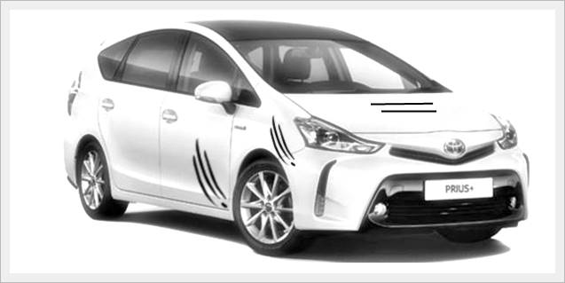 2017 toyota prius alpha review toyota update review. Black Bedroom Furniture Sets. Home Design Ideas
